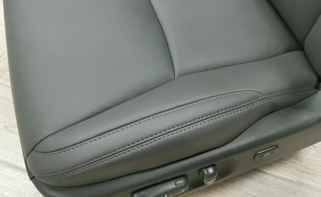 О перетяжке сидений, оснащённых подушкой безопасности